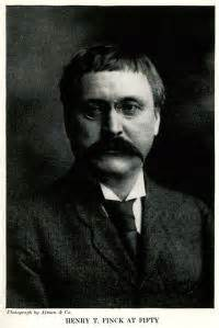 Henry Theophilus Finck