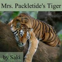 10th CBSE English-Mrs.Packletide's Tiger- Summary