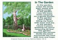 To A Gardener