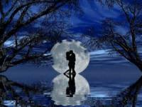 The Lover And The Moon