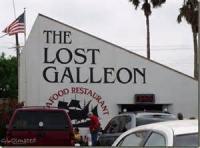 The Lost Galleon