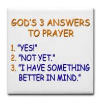 Answer To Prayer