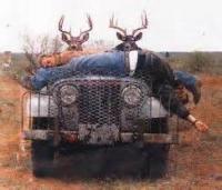 Speaking Of Hunting