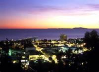At Ventura, California