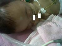 When A Little Baby Dies