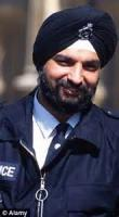 The Sikh Policeman: A British Subject