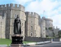 Return Of George Iii. To Windsor Castle