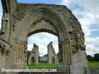 Glastonbury Abbey And Wells Cathedral
