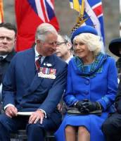 Canadians' Welcome To The Prince Of Wales