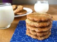 African - Dessert -  Wine Cookies