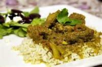 African - Lamb -  African Curry