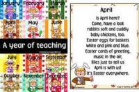 To April