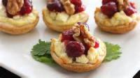 Appetizers - Cheese -  Blue Cheese Appetizer Tart