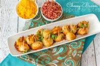 Appetizers - Bread -  Cheesy Bacon Bites