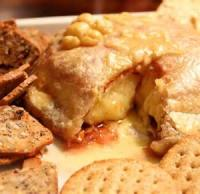 Appetizers - Cheese -  Baked Brie By Elle