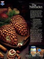 Appetizers - Cheese -  Almond Pinecone