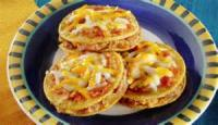 Appetizers - Bread -  Mexican Snack Squares