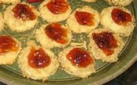 Appetizers - Cheese -  Hot Pepper Jelly Puffs