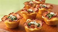 Appetizers - Bread -  Florentine Crescents
