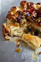 Appetizers - Cheese -  Crescent Wrapped Brie