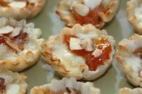 Appetizers - Cheese -  Baked Apricot Brie Appetizer