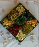Appetizers - Cheese Log -  Fruited Cheese Log