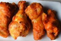 Appetizers - Chicken Wings -  Baked Buffalo Wings