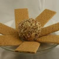 Appetizers - Cheese Ball -  Carrot Cheesecake Ball