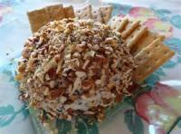 Appetizers - Cheese Ball -  Chocolate Chip Cheese Ball