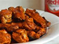 Appetizers - Chicken Wings -  Barbecued Chicken Wings