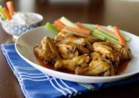 Appetizers - Chicken Wings -  Buffalo Wing Recipes By Ann