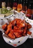 Appetizers - Chicken Wings -  Buffalo Wings By Ron