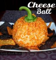 Appetizers - Cheese Ball -  Yummy Cheese Ball