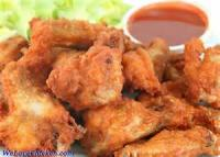 Appetizers - Chicken Wings -  Cajun Chicken Wings