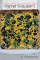 Appetizers - Dip -  Chile Verde Dip