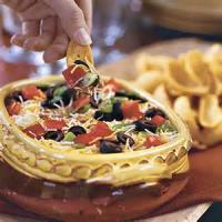 Appetizers - Dip -  Bean Dip