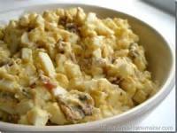 Appetizers - Dip -  Mustard Egg Dip
