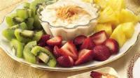 Appetizers - Dip -  Dana's Pina Colada Fruit Dip