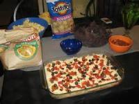 Appetizers - Dip Erin's Layered Taco Dip