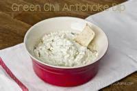 Appetizers - Dip Green Chili Dip