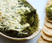 Appetizers - Spinach Dip By Leigh