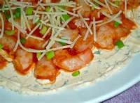 Appetizers - Dip Layered Seafood Dip
