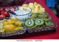 Appetizers - Dip Fresh Fruit Dip