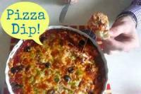Appetizers - Dip Pizza Dip By Leigh