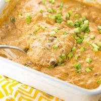 Appetizers - Dip Texas Bean Dip