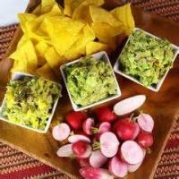 Appetizers - Mexican Guacamole By Connie