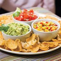 Appetizers - Mexican Party Guacamole