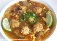 Appetizers - Mexican Meatballs (albondigas)