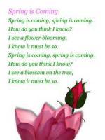Spring Came In