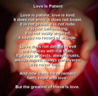A Prayer Of Love